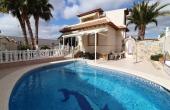 200-0281, Fabuous, Four Bedroom, Detached Villa With Private Pool, Garage & Solarium In Atalaya Park, Benijofar