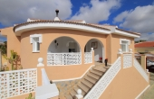 200-0282, Beautifully Presented, Three Bedroom, South Facing Detached Villa With Summer Kitchen, Solarium & Pool in Dona Pepa, Ciudad Quesada.