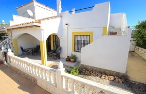 200-0555, Two Bedroom Bungalow In Playa Flamenca