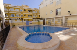 100-2130, Two Bedroom Ground Floor Apartment In Formentera Del Segura