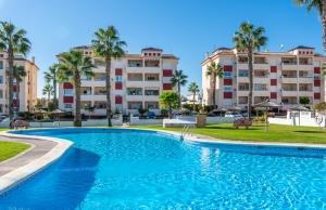 200-0571, Two Bedroom Apartment In Playa Flamenca
