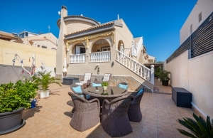 200-0709, Three Bedroom Villa In Atalaya Park, Benijofar.