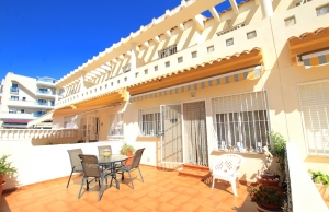 200-0579, Three Bedroom Townhouse, Beachside, Cabo Roig