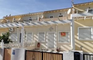 200-0595, Three Bedroom Townhouse In Lo Pepin, Ciudad Quesada