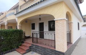200-0594, Three Bedroom, Corner Plot Townhouse In Dona Pepa, Ciudad Quesada