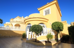 200-0601, Three Bedroom Detached Villa In Lo Pepin, Ciudad Quesada.