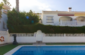 Ref:100-2133-Two Bedroom Semi-Detached Villa in Ciudad Quesada-Alicante-Spain-Semi Villa-Resale