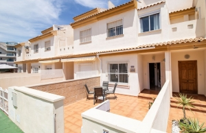 200-0625, Two Bedroom Townhouse In Cabo Roig.