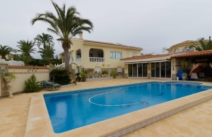 Ref:100-2135-Magnificent Five Bedroom Detached Villa In Ciudad Quesada-Alicante-Spain-Villa-Resale