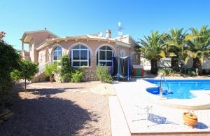 200-0624, Four Bedroom Detached Villa In Ciudad Quesada.