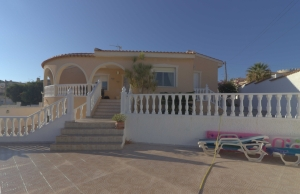 Ref:100-2137-Four Bedroom Detached Villa In Ciudad Quesada-Alicante-Spain-Villa-Resale