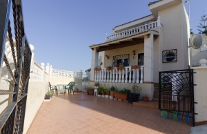 Ref:100-2138-Three Bedroom Detached Villa In Ciudad Quesada-Alicante-Spain-Villa-Resale
