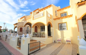 200-0641, 2/3 bedroom Townhouse In Playa Flamenca
