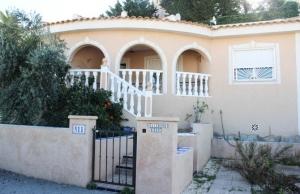 200-0645, Two Bedroom Semi-Detached Villa In Ciudad Quesada.