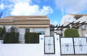 200-0646, Two Bedroom Semi-Detached Villa In Ciudad Quesada