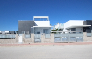 200-0671, Two Bedroom Contemporary Style Villa In Quesada.