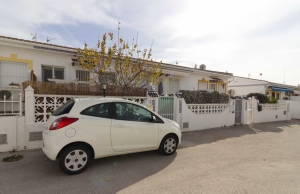Ref:100-2140-Two bedroom Bungalow In pueblo Bravo, Ciudad Quesada-Alicante-Spain-Bungalow-Resale