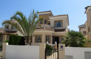 200-0669, Three Bedroom Detached Villa On El raso, Guardamar Del Segura