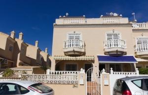 100-2142, Two Bedroom Townhouse In Dona Pepa, Ciudad Quesada