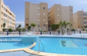 200-0032, Lovely Two Bedroom First Floor Apartment With Sun Terrace In San Luis, Torrevieja.