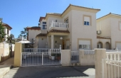 200-0307, Fantastic, Four Bedroom Quad Villa With Sun Terraces in Playa Flamenca, Orihuela Costa.