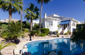 Ref:100-2143-Three Bedroom Detached Villa in Ciudad Quesada.-Alicante-Spain-Villa-Resale