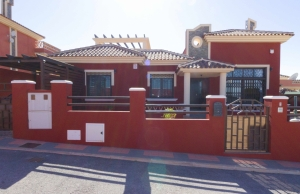 Ref:100-2144-Three Bedroom Detached Villa In Lo Crispin, Algorfa-Alicante-Spain-Villa-Resale