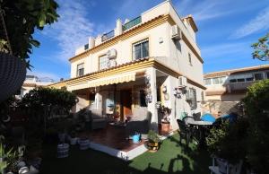 200-0691, Three Bedroom Townhouse In Montemar, Algorfa.