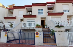 200-0679, Three Bedroom Townhouse In Rojales