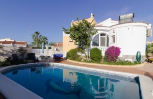 Ref:100-2146-Three Bedroom Detached Villa In Ciudad Quesada.-Alicante-Spain-Villa-Resale