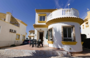 Ref:100-2149-Three Bedroom Detached Villa On El Raso, Guardamar del Segura.-Alicante-Spain-Villa-Resale