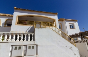 Ref:100-2150-Two Bedroom Top Floor Apartment In Altos De Limonar, Torrevieja. -Alicante-Spain-Apartment-Resale
