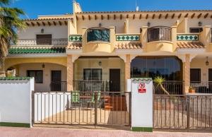 200-0696, Two Bedroom Townhouse In Dona Pepa, Ciudad Quesada.