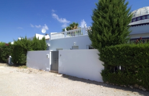 Ref:100-2151-Two Bedroom Finca, Montebello, Algorfa.-Alicante-Spain-Bungalow-Resale