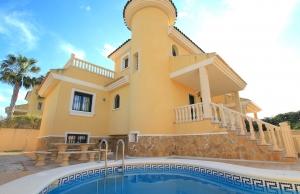 200-0736, Five Bedroom Detached Villa In Lo Crispin, Algorfa.