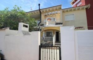 200-0756, Two Bedroom Townhouse In Dona Pepa, Ciudad Quesada.