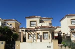 200-0796, Two Bedroom Detached Villa On El Raso, Guardamar Del Segura.