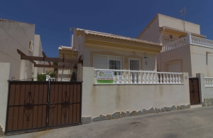 Ref:100-2157-Two Bedroom Detached Villa In Ciudad Quesada.-Alicante-Spain-Villa-Resale