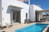 200-0332, Stylish, Modern & Luxurious Three Bedroom Detached Villa With Private Pool & Solarium In Ciudad Quesada,