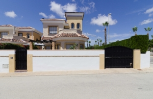 Ref:100-2158-Three bedroom Detached Villa On El Raso, Guardamar Del Segura.-Alicante-Spain-Villa-Resale