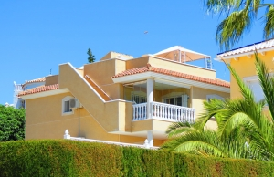 200-0873, Two Bedroom Penthouse Apartment In El Presidente, Villamartin.