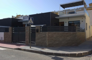 Ref:100-2159-Two Bedroom Link Detached Villa In Formentera Del Segura.-Alicante-Spain-Villa-Resale