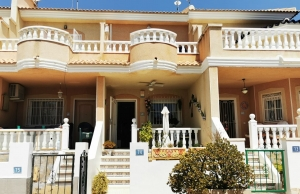 200-0870, Two Bedroom Townhouse In Dona Pepa.