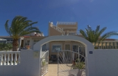 100-2089, Fantastic, Three Bedroom Townhouse With Solarium & 360 Degree Panoramic Views In Ciudad Quesada.