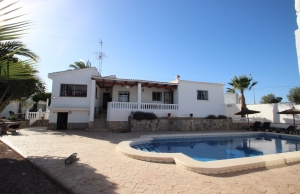 200-0881, Four Bedroom Detached Villa In Central Ciudad Quesada.