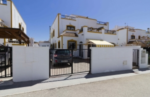 Ref:100-2162-Three Bedroom Quad Villa On Entre Naranjos.-Alicante-Spain-Quad-Resale