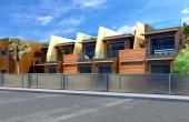 200-0036, Stylish Three Bedroom Duplex Properties Just 250 Metres From The Beach At Torre De la Horadada.