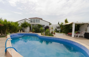 Ref:100-2163-Three Bedroom Detached Villa in Torremendo.-Alicante-Spain-Villa-Resale