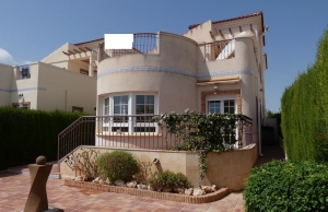 200-0888, Three Bedroom Detached Villa On El Raso, Guardamar Del Segura.