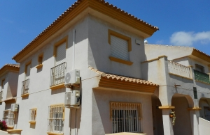 200-0898, Three Bedroom End Townhouse In Los Altos, Orihuela Costa